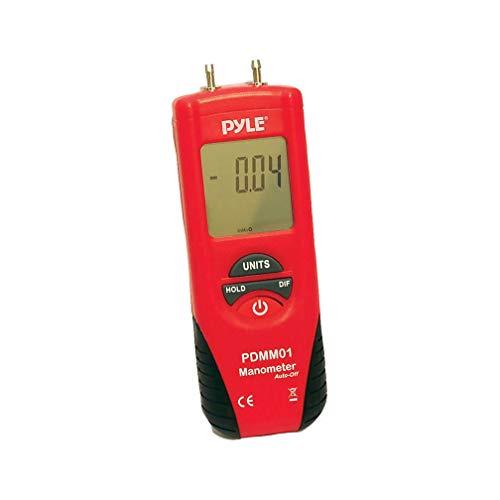 Pyle Manometer 11 Unit