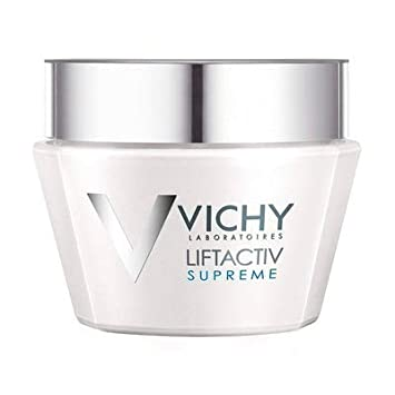 43a02a93626 Vichy Liftactiv Supreme Unisex Face Cream for Dry and Very Dry Skin 50 ml:  Amazon.co.uk: Beauty
