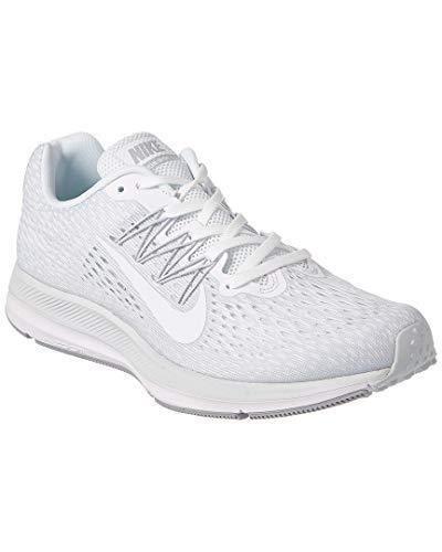 white Basse Grey 100 Bianco Uomo Ginnastica wolf Winflo Scarpe Da Platinum pure 5 Nike Zoom white wqZBxz7RY