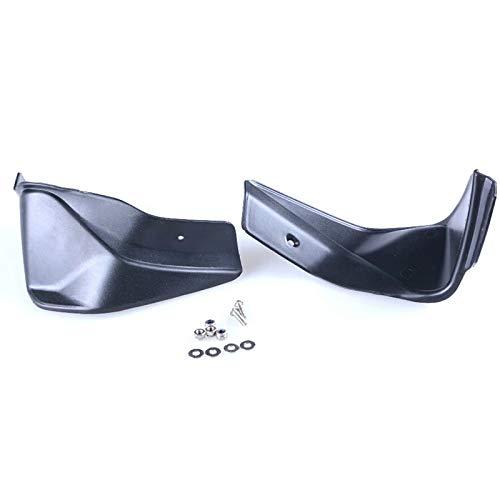 Paramani estensione protezione mani hanguard moto R1200GS ADV F800GS S1000XR 13-18abs antivento abs specifico Nero Black Motorcycle Black Handguard Hand Protection Rising Guard