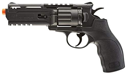 Umarex USA Elite Force H8R Revolver - Black Airsoft Pistol/Gun