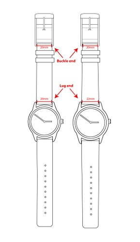 The Smart Buckle, Activity Tracker with Smart Notifications, Convert Any Watch into a Smart Fitness Tracker by Smart Buckle (Image #2)
