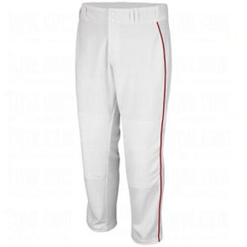 Majestic Youth Premier Relaxed Braided Baseball Pant by Majestic