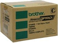 Brother Stamp Black 27 X 70 6