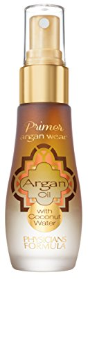 Physicians Formula Wear 2-In-1 Argan Oil & Coconut Water Primer, 1 Fluid Ounce