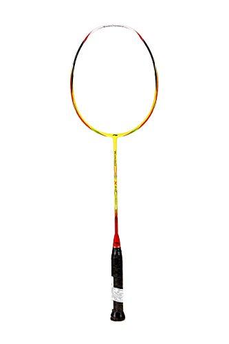 Li Ning X2.0 Turbo Carbon Fiber Badminton Racquet, Size S2  Multicolor