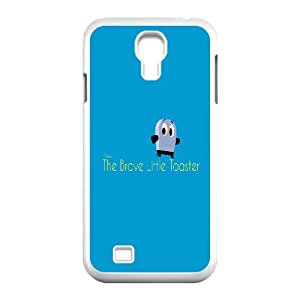 Brave Little Toaster Samsung Galaxy S4 9500 Cell Phone Case White AMS0708604