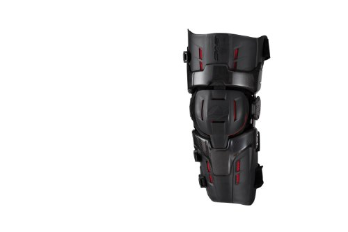 EVS Sports RS9 Pro Right Knee Brace (White, Medium) by EVS Sports (Image #1)