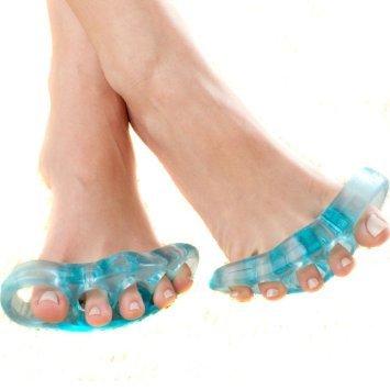 Amazon.com: Silicone Yoga Toe Stretchers: Health & Personal Care
