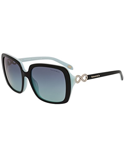 Tiffany Womens & Co. Women's Tf4110b 55Mm - Face Sunglasses Oblong An For