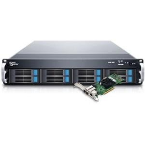 Sans Digital EliteSTOR ES208X12HP - 2U 8 Bay 12G SAS/SATA to 12G Expander with 12G PCIe 3.0 RAID 6 Controller by Sans Digital