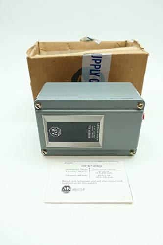 ALLEN BRADLEY 836-A4J Pressure Control Switch 16-375PSI SER A D643538