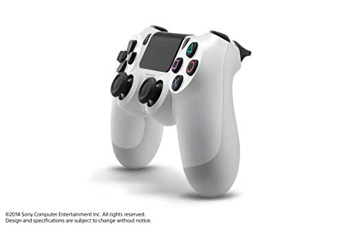 DualShock 4 Wireless Controller for PlayStation 4 - Glacier White 6