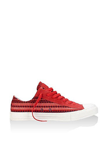 Converse Sneaker All-star Chuck Taylor Rosso Ee.uu. 41.5
