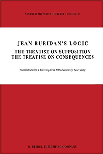 Amazon | Jean Buridan's Logic:...