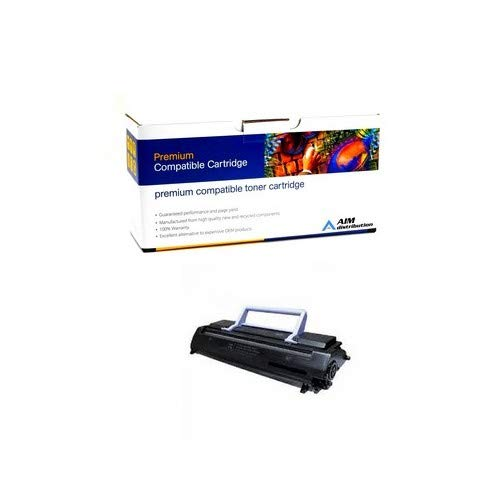 AIM Compatible Replacement for Image Excellence CTG8256 Toner Cartridge (5600 Page Yield) - Compatible to Lexmark 69G8256 - Generic