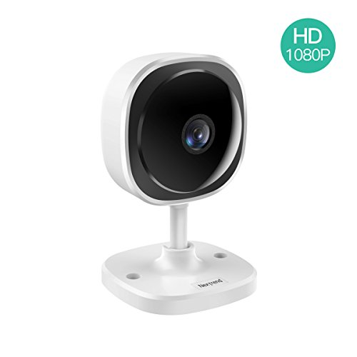 Home Security Camera Wireless, NexTrend 180 Degree Fisheye Panoramic IP Camera with Full HD 1080P Lens,Two-way Audio,Motion Detection,Cloud Service,Night Vision for Home/Office/Baby/Pet Monitor,1PC by NexTrend