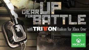 Gear up for Battle with the Tritton Kaiken for Xbox One