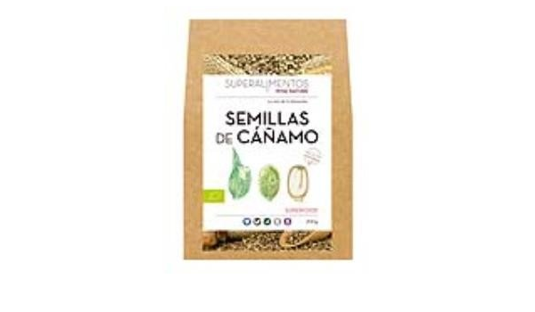WISE NATURE SEMILLAS PELADAS DE CAÑAMO superalimento 200gr ...