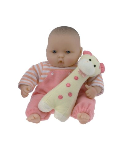 JC Toys Lots to Cuddle Babies Mini Animal Friends, 7.5-Inch