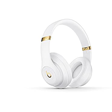 Beats Studio3 Wireless Headphones White