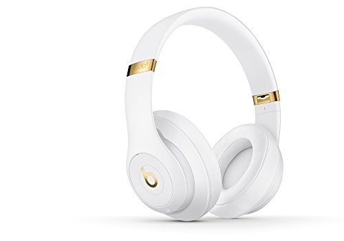 Beats Studio3 Wireless Headphones - White