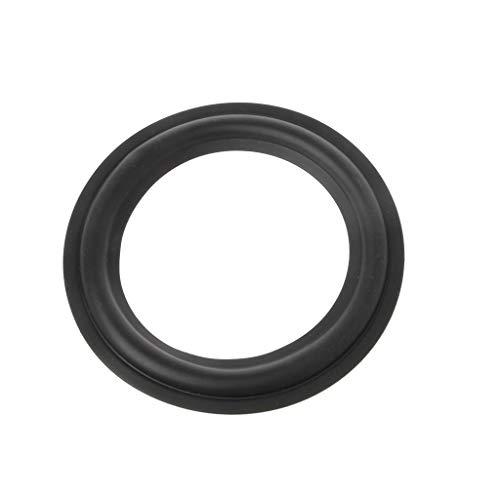 Stereo Speaker Repair - SimpleLif Universal 8 Inch Speaker Rubber Surround Edge Bass Woofer Stereo Speaker Parts Repair Accessorries