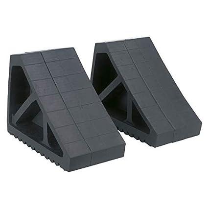 Sealey WC01 en caoutchouc cales de roue 1.8 kg –  Paire WC02