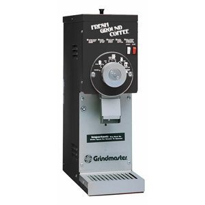 Grindmaster Cecilware 835S Commercial Coffee Grinder with Auto Shut Off and Tray, Black by Lee Global Imports and Consulting, Inc. (Image #1)