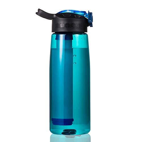 DoBrass Filtered Water Bottle