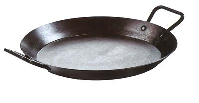 Lodge CRS15 15'' Seasoned Steel Skillet