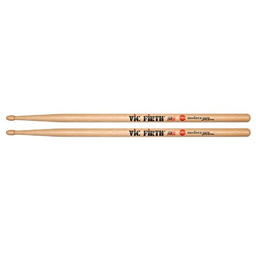 Hickory Collection (Vic Firth Modern Jazz Collection Hickory Drumsticks - Size 1)