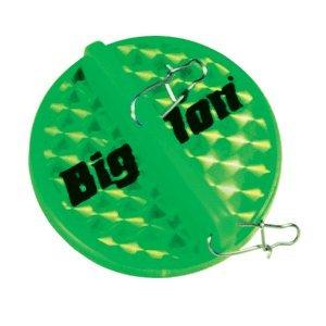 BIGJ DD03902 Mini Diver Disk Green Fishing Downriggers, Green (Disk Diver Mini)