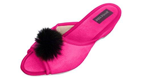 Zapatos de mujer, modelo Boa Varios colores disponibles. Rosa