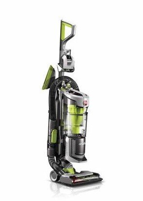 bagless upright vacuum cleaner air