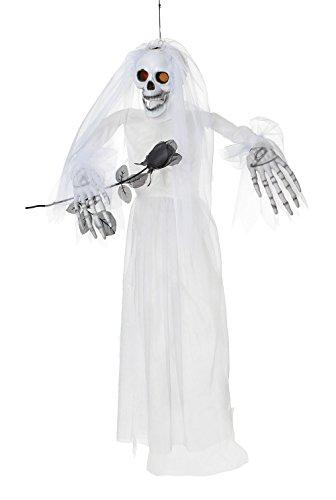 Skeleton Bride Hanging