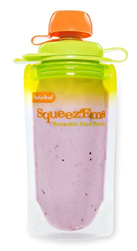BooginHead SqueezEms Reusable Food Pouches