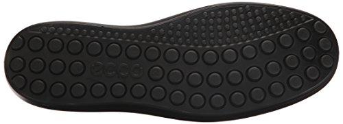 Ecco Mens Sneaker Bassa Moda 7 Soft Gore-tex Nera