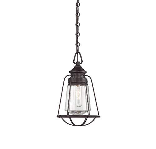 (Savoy House 7-5060-1-13 One Light Mini Pendant)