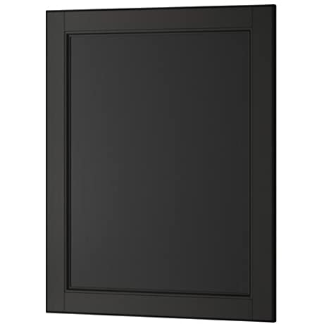 Ikea Door Black Brown 24x30
