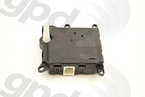 GPD HVAC Blower Control Switch 1711896 Global Parts Distributors