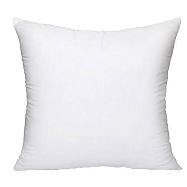 UniikStuff 8x8 | Pillow Insert | Hypoallergenic Insert | Polyester Pillow Inserts | Throw Pillow Insert | 8 x 8 Inch Insert | Home Decor | Pillow Form