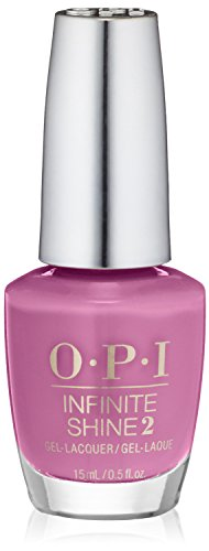 OPI Infinite Shine, Grapely Admired, 0.5 Fl Oz