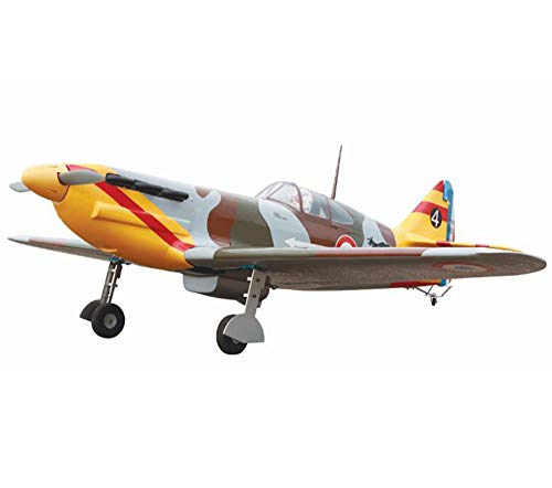 EP-Toy Aircraft Model, World War II Weapons French D.520 Finished Simulated Alloy Model, Military Decorative Non-Souvenir Souvenirs from EP-Toy