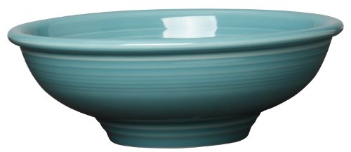 Fiesta 64-Ounce Pedestal Bowl, (Homer Laughlin Mixing Bowl)