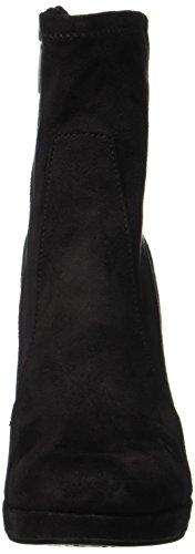 Bottes 25365 Tamaris Noir Femme black qg5H5pS