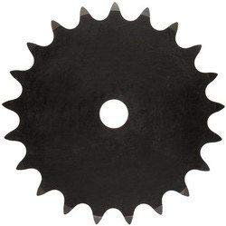 """35A14,14 -Tooth A- Plate Sprocket for # 35 Roller Chain 3/8"""" BORE,3/8"""" Pitch"""