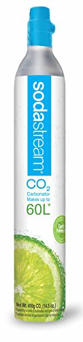 SodaStream 60-Liter Carbonator-Spare Cylinder (Soda Stream Co2 60 Liter compare prices)