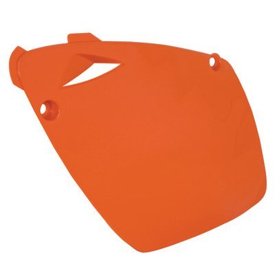 Polisport Side Panels KTM Orange - Fits: KTM 400 SX 4 Stroke 2000-2002 by Polisport (Image #1)