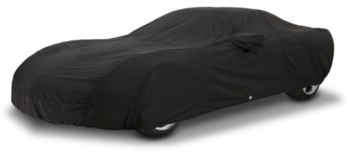 (Covercraft Custom Fit Car Cover for Dodge Challenger  (UltraTect Fabric, Black))